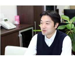 代表取締役社長 石井 暁憲